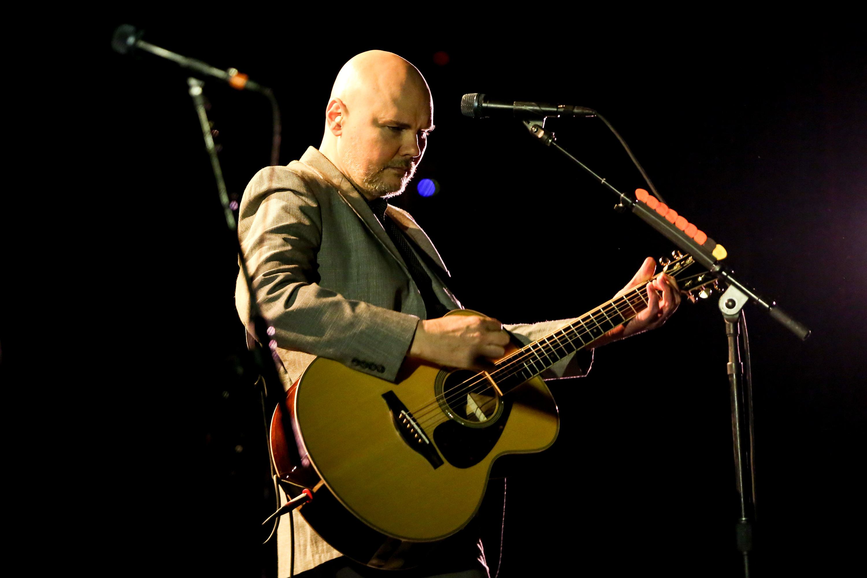 Billy Corgan on D'arcy Wretzky: 'Encouraged to Hear That She Is Playing Music'