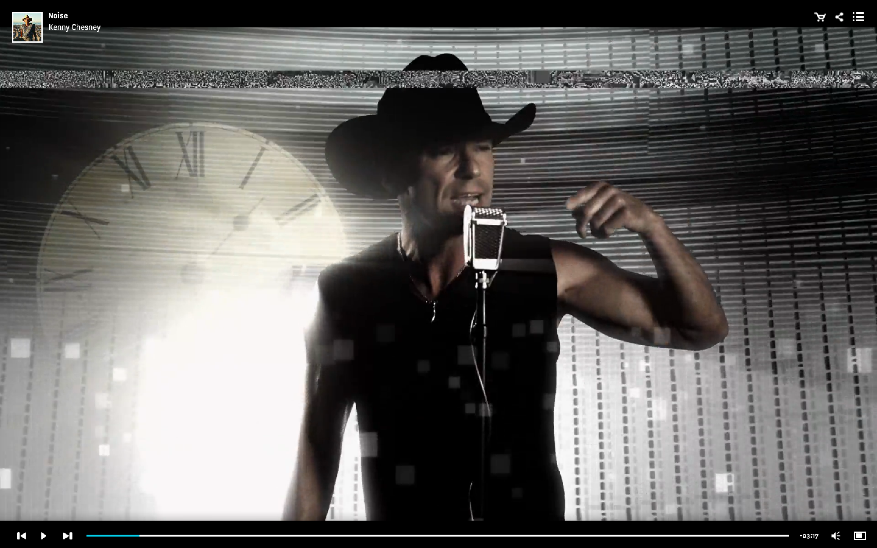 Watch Kenny Chesney\'s Chaotic \'Noise\' Video – Rolling Stone