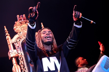 Fetty Wap Drops New Song 'Roll Sum Up,' Mobile Game