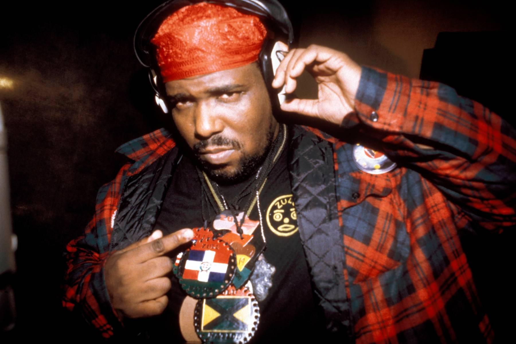 Hip-Hop Pioneer Afrika Bambaata Sued for Child Sex