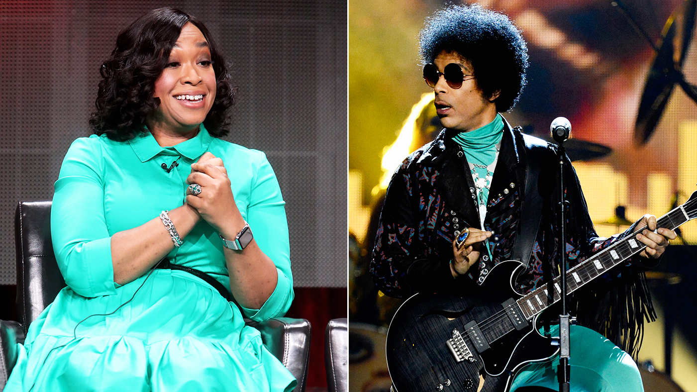 Shonda Rhimes On Dancing With Prince At The White House Rolling Stone