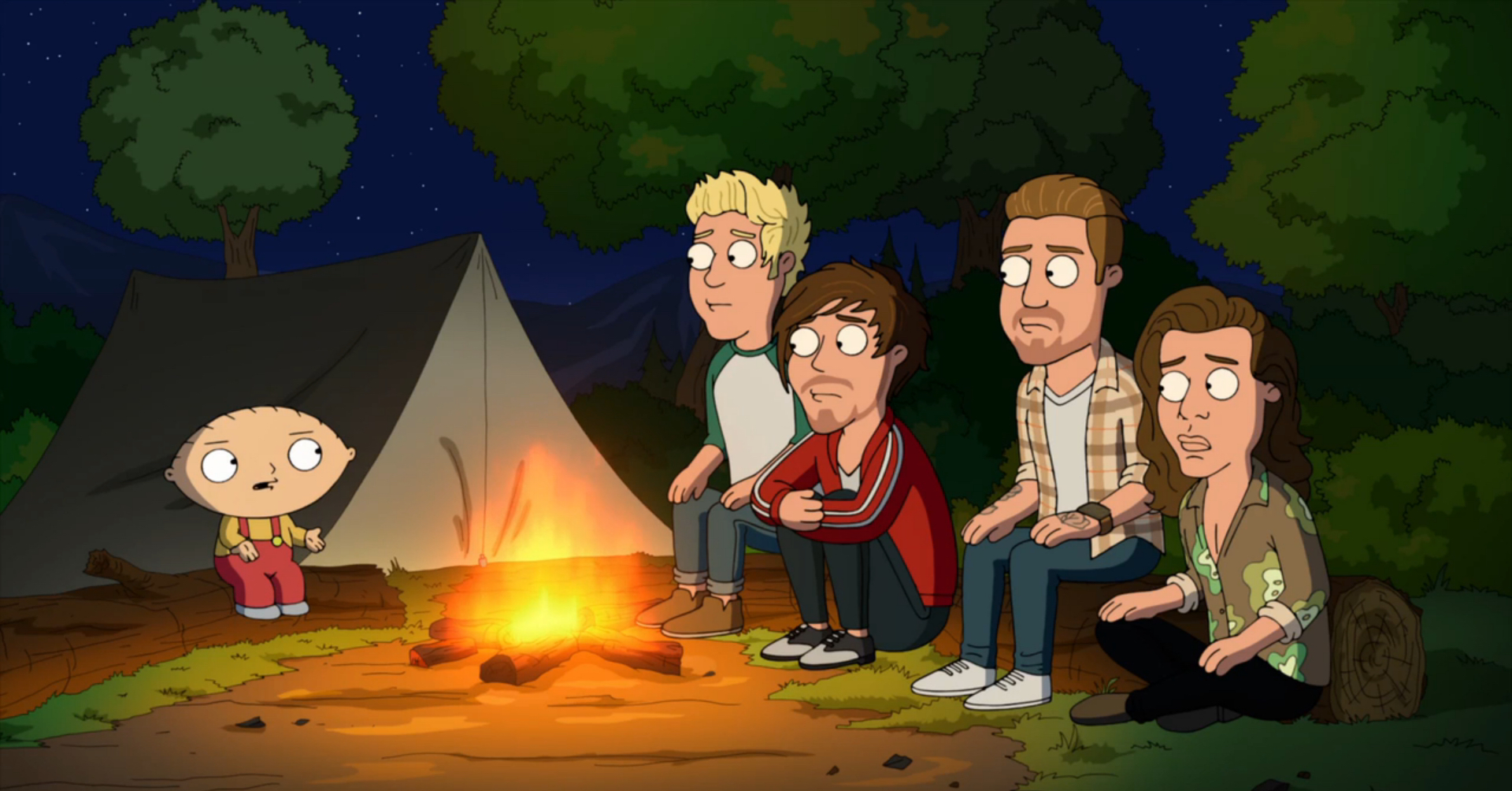 Watch One Direction S Family Guy Appearance Rolling Stone Cherry chevapravatdumrong ve diğer tanıdıklarınla iletişim kurmak için facebook'a katıl. family guy appearance