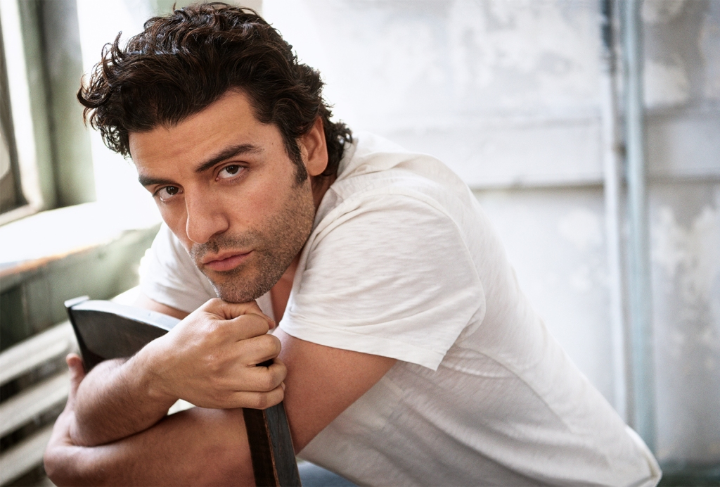 Oscar Isaac: The Internet's Boyfriend Becomes a Leading Man
