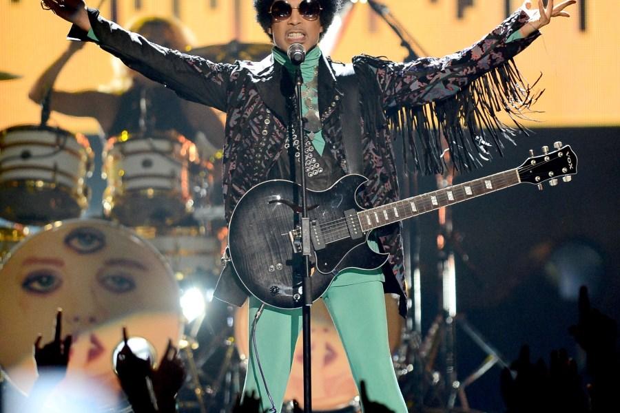 Unreleased Prince Songs Set for Greatest Hits, 'Purple Rain