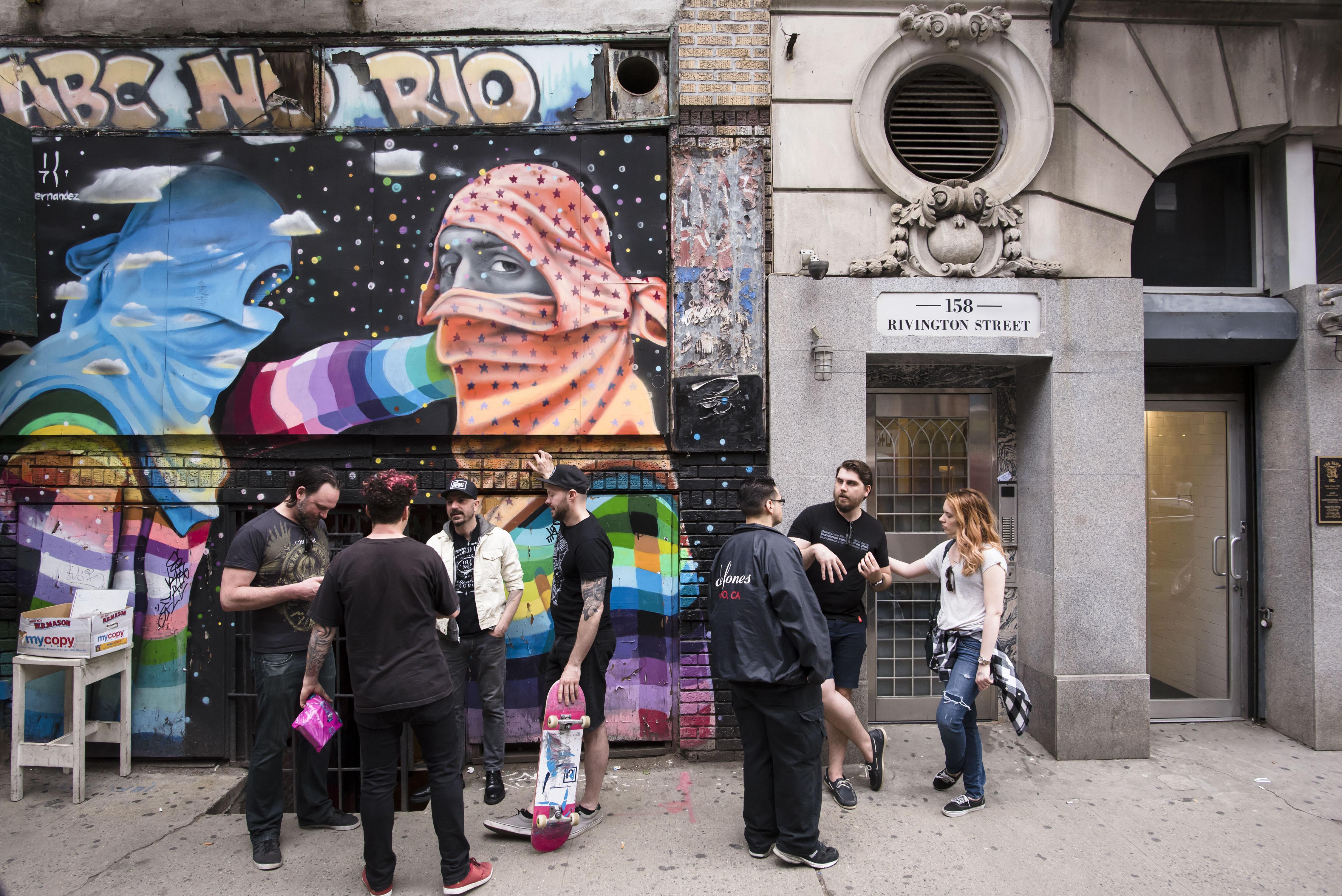 Iconic Punk Venue ABC No Rio Will Be Demolished – Rolling Stone e874e2a6f1