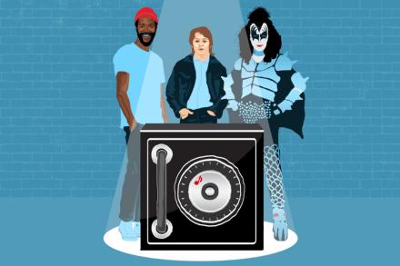 15 Legendary Unreleased Albums – Rolling Stone