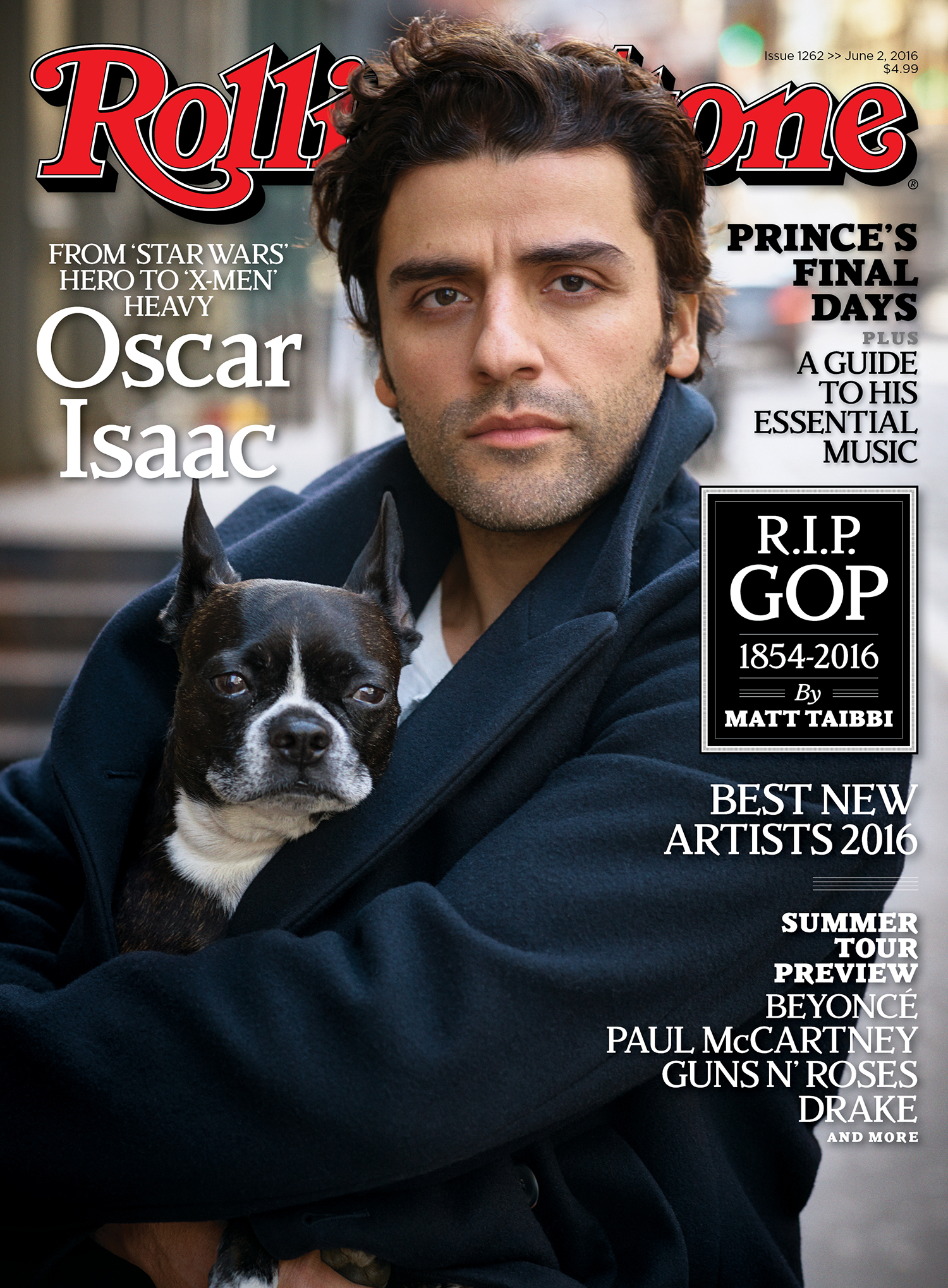 Oscar Isaac: The Internet's Boyfriend Becomes a Leading Man