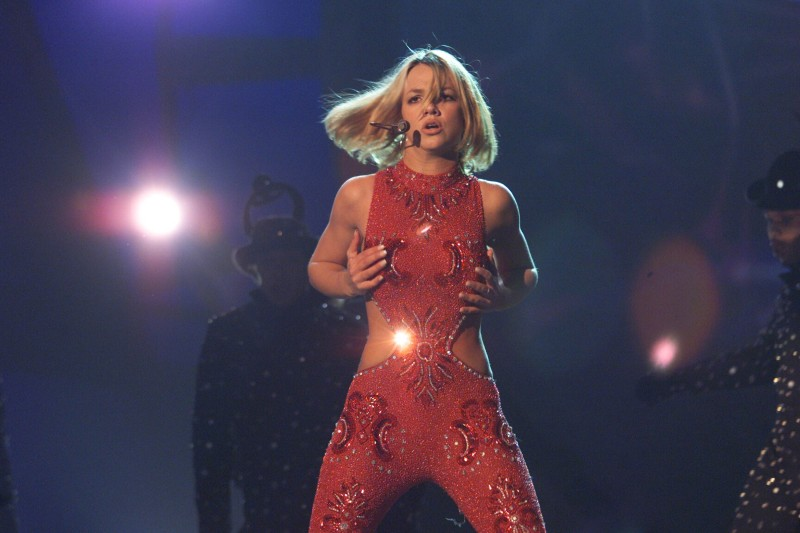 Britney Spears 11 Best Award Show Moments Rolling Stone