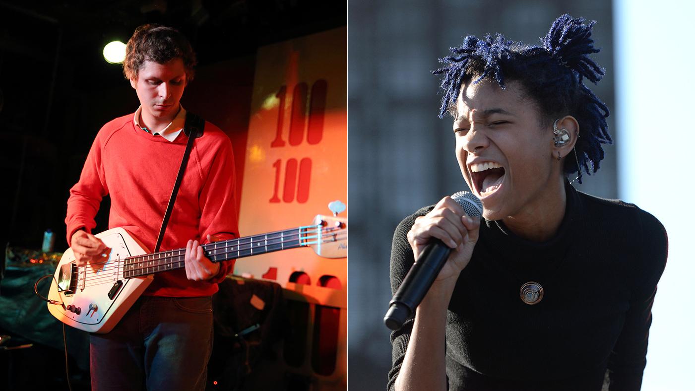 Hear Willow Smith, Michael Cera's Dreamy Collaboration