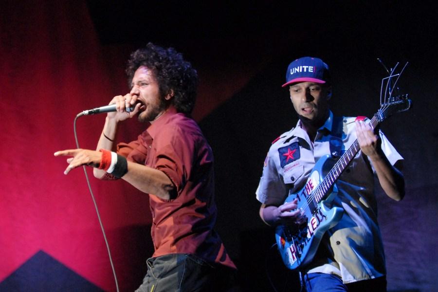 Prophets of Rage: Inside New RATM, Public Enemy, Cypress