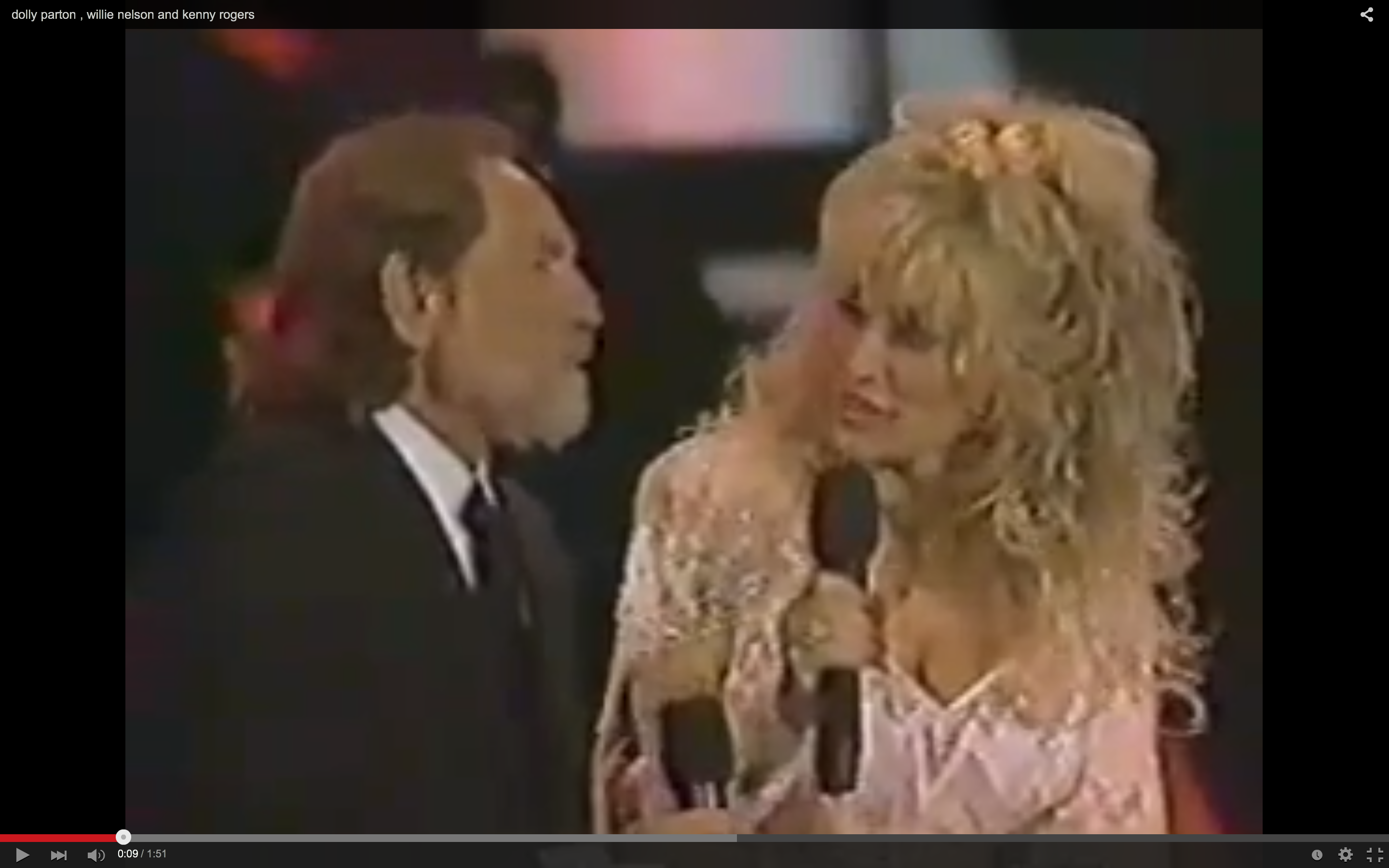 Flashback: Willie Nelson, Dolly Parton, Kenny Rogers Swap Hits ...