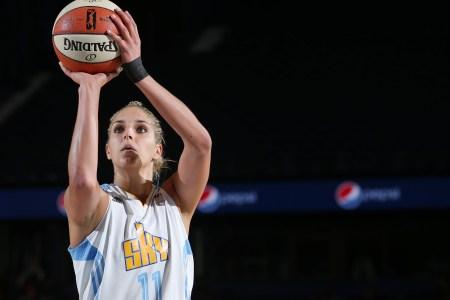 WNBA MVP Elena Delle Donne's Silent Supremacy - Rolling Stone