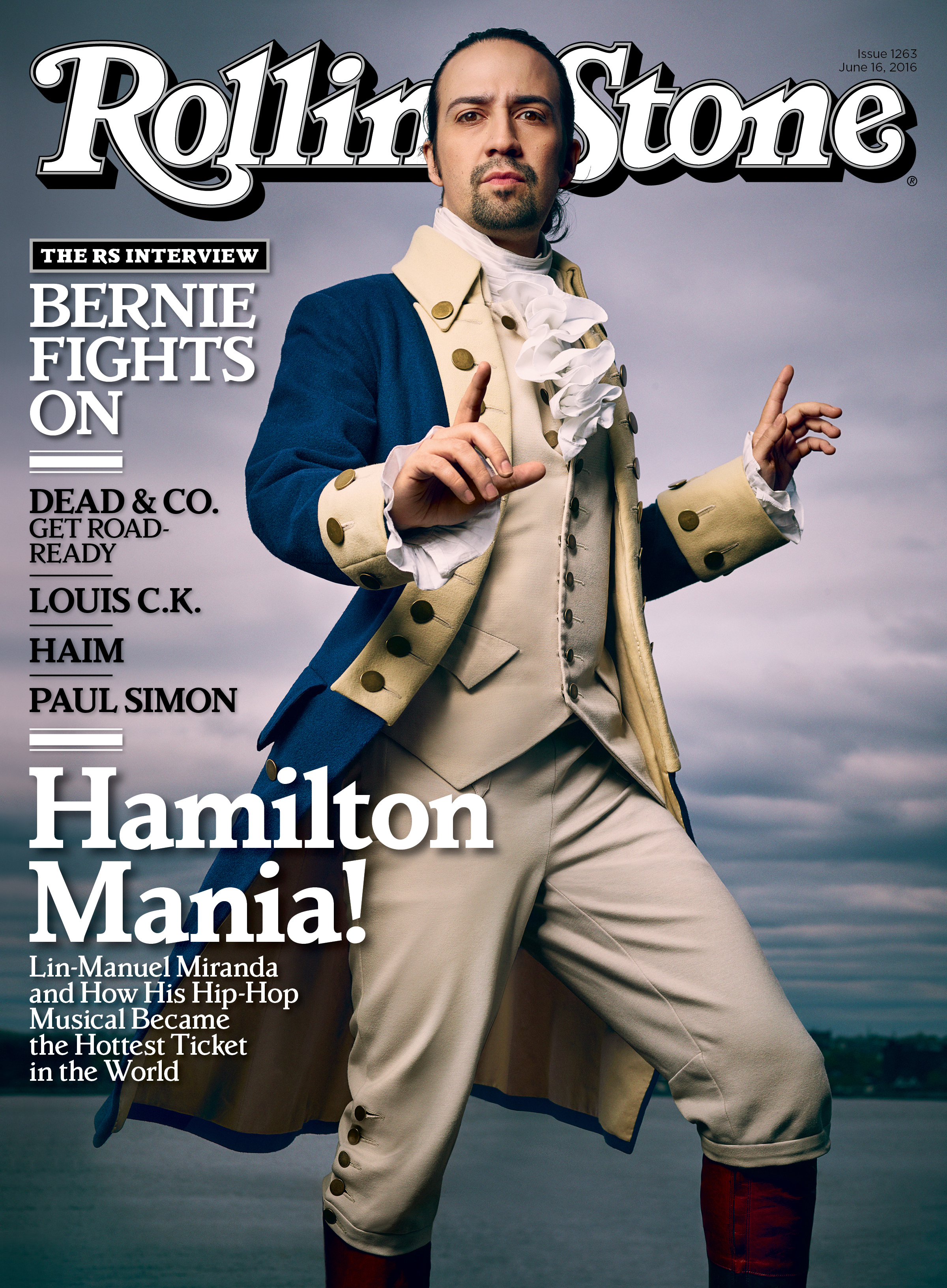 Hamilton Creator Lin Manuel Miranda The Rolling Stone Interview Your Trailer May Not Have Been Originally Wired Way Depicted And Well Specifically Having Founding Fathers Look Like America Today Strikes Me As So Radical It Made Think Of Some Tea Party Rhetoric