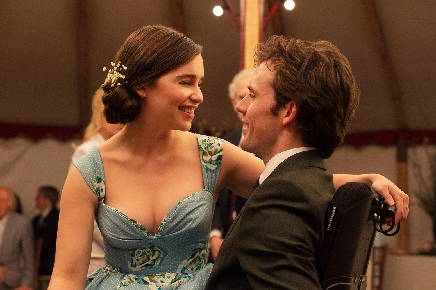 d958ca4ed9b Me Before You  Movie Review  Rolling Stone  Movie  Review