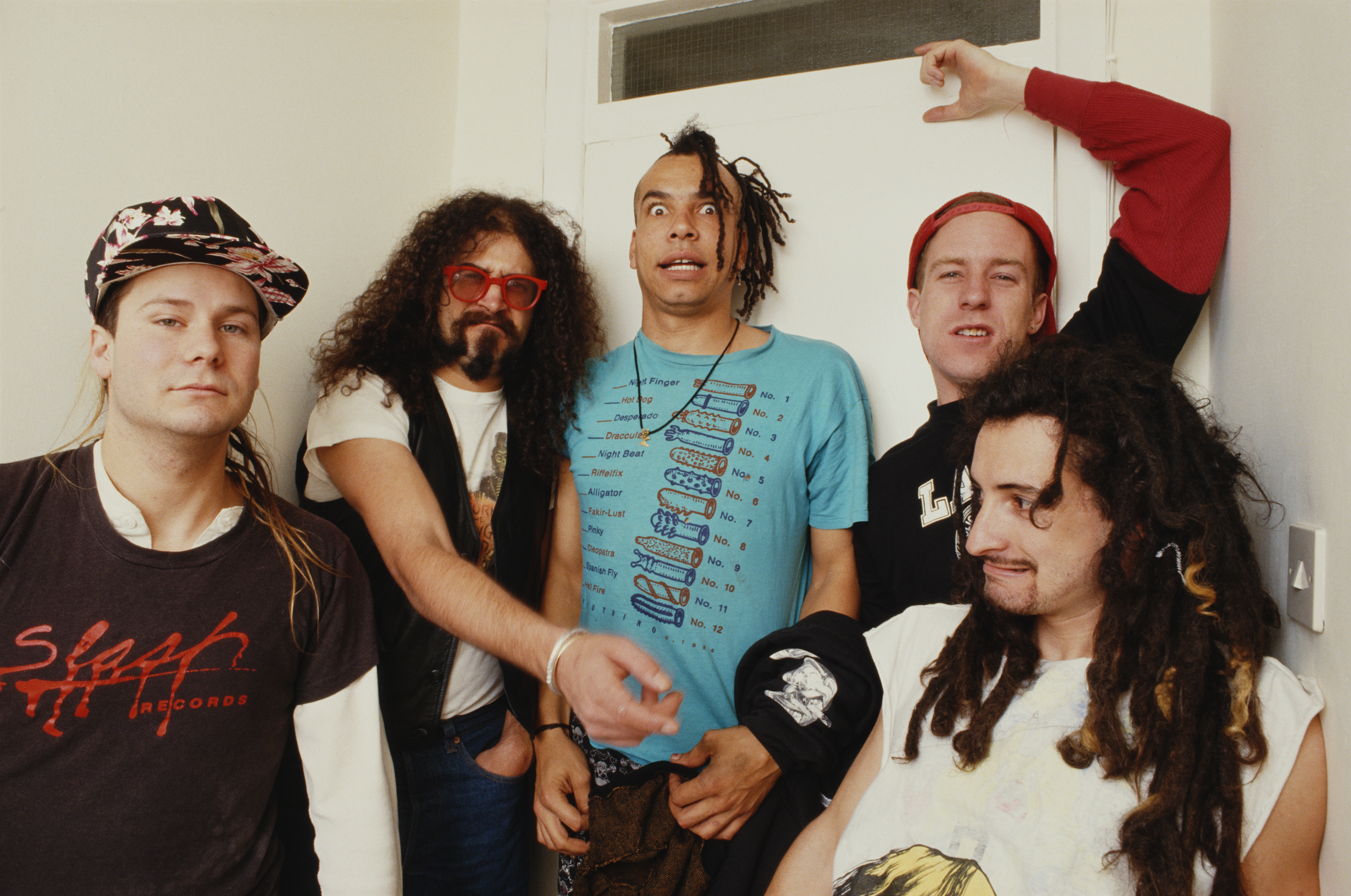 Faith No More Plot Reissue Of Seminal Debut We Care A Lot