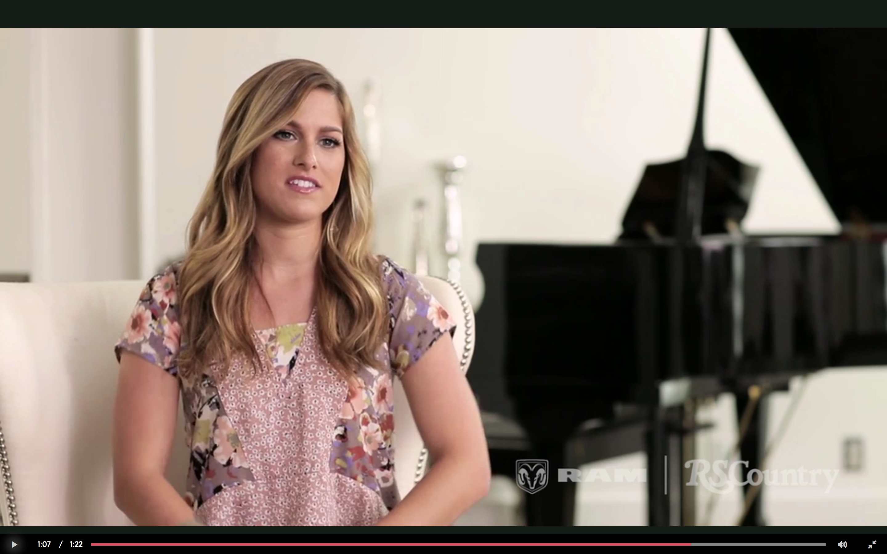 Cassadee Pope On Complicated New Ep The Ram Report Rolling Stone
