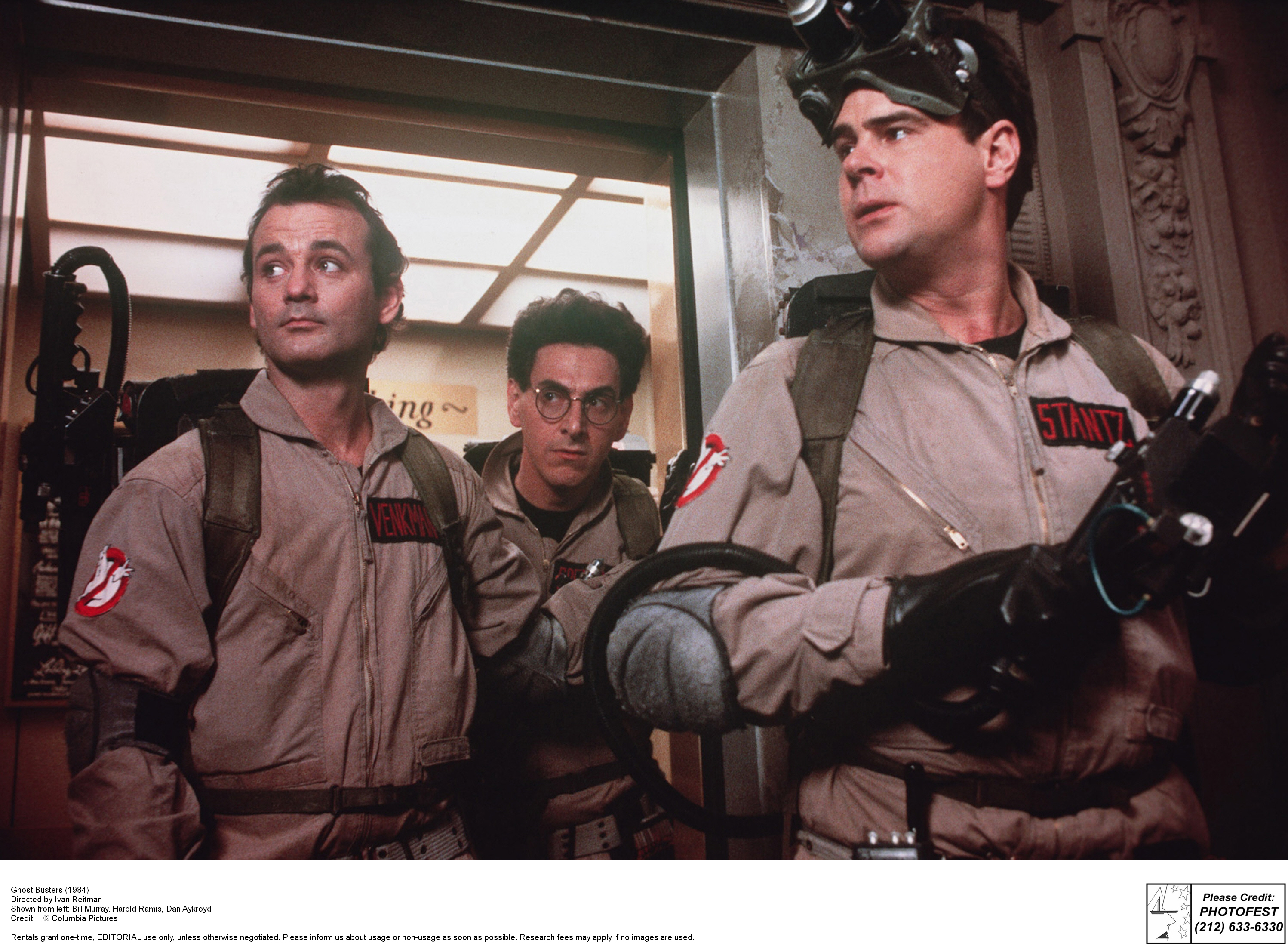 Moderne Chalet Mobel Wand | How Ghostbusters Gave Birth To The Modern Blockbuster Rolling Stone