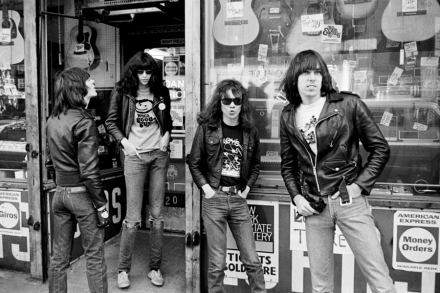 Ramones: See Rare Photos From Punks' Seventies Peak