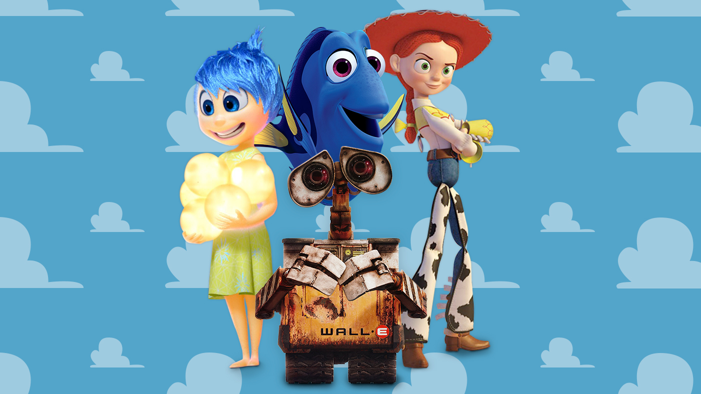 25 best pixar movie characters rolling stone