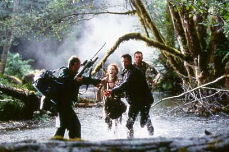 The Lost World Jurassic Park Rolling Stone