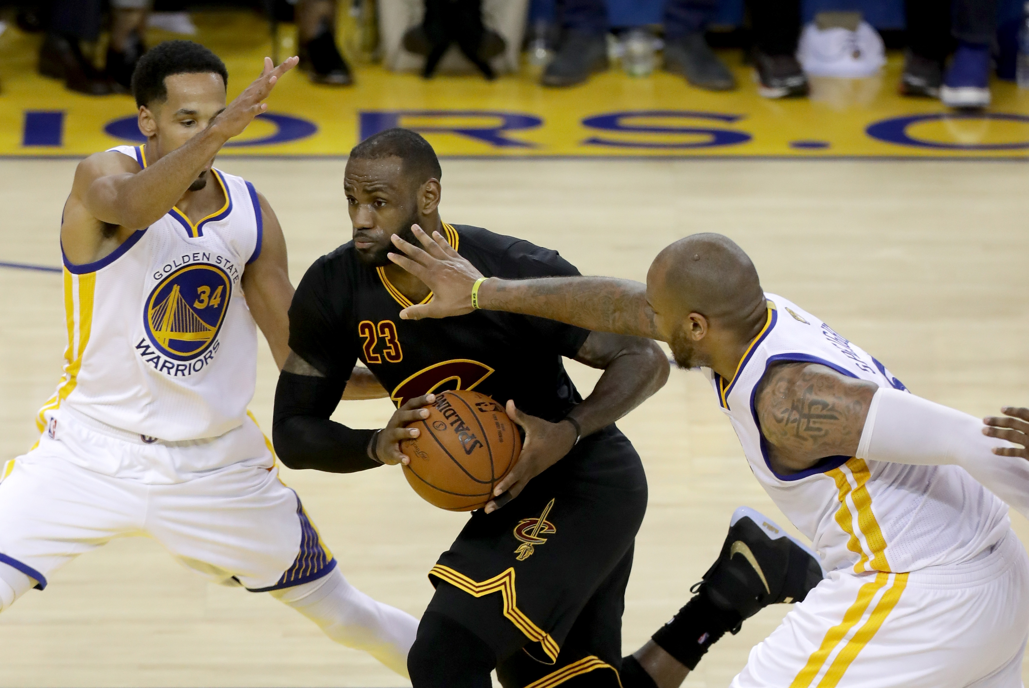 NBA Finals: LeBron James, Kyrie Irving Roar Back, Cavs Win ...Kyrie Irving Cleansing