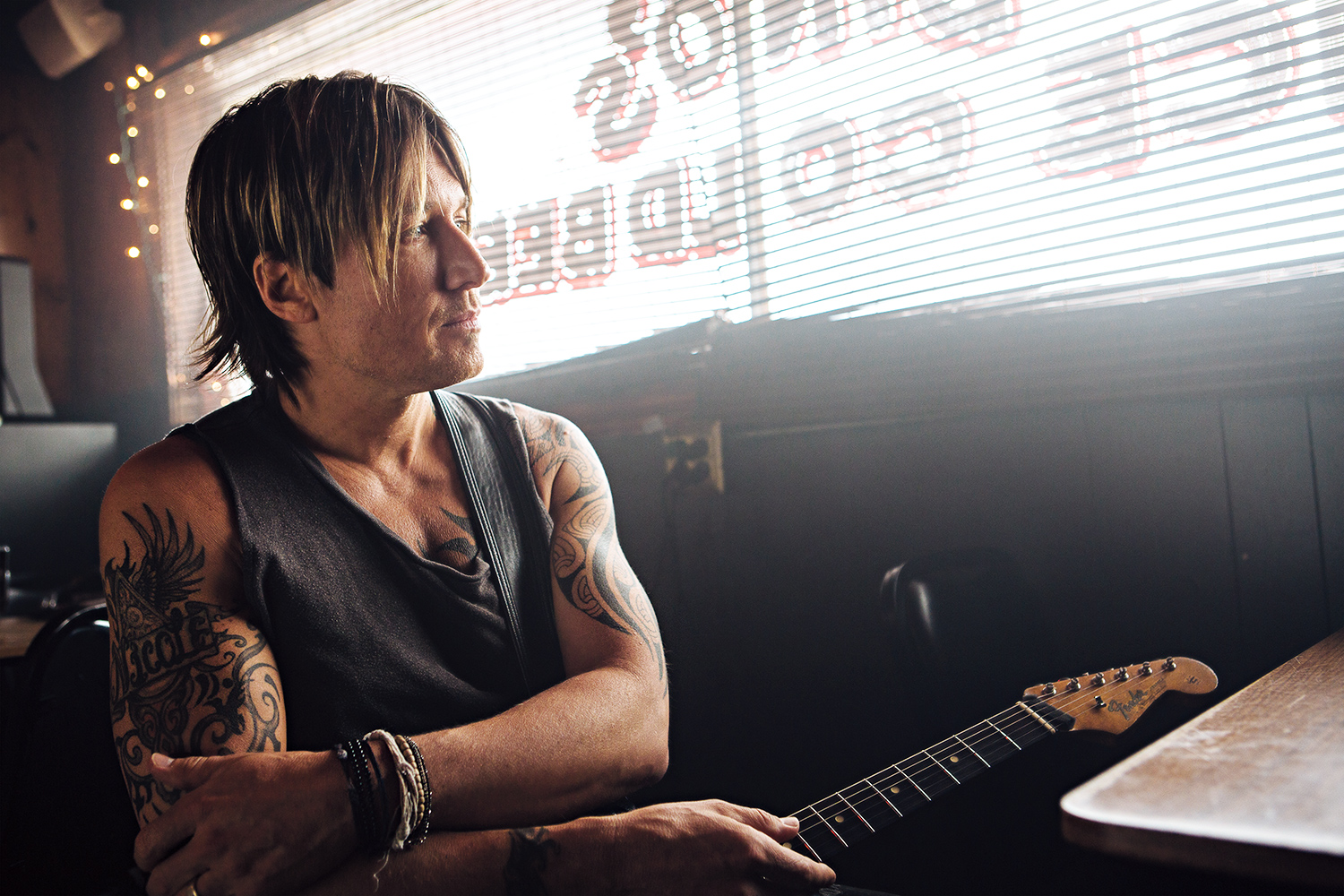Keith Urban:Thanks For Sticking By An Old Drunken Cowboy' - 2019 year