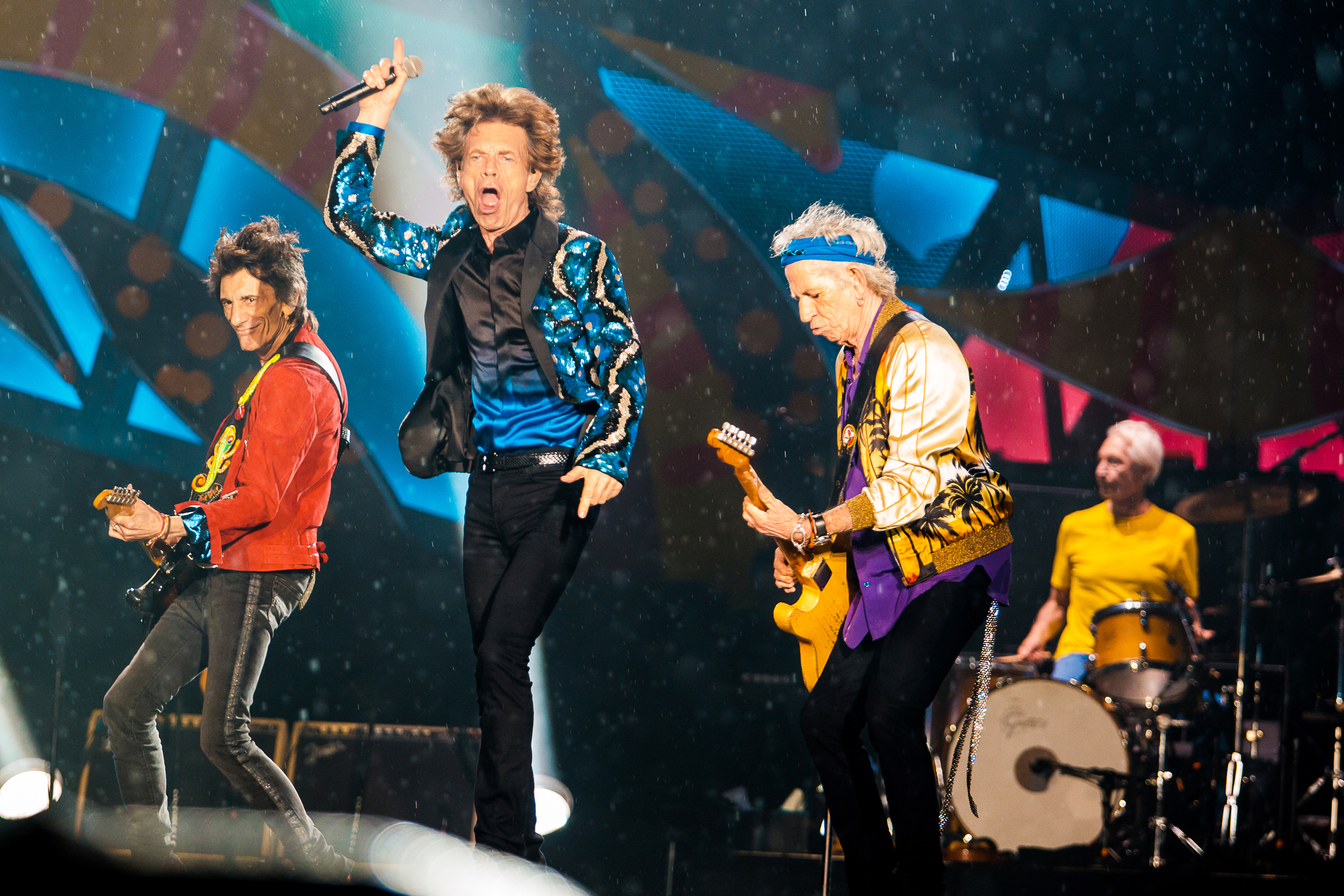 Rolling Stones Threaten Trump With Lawsuit Over Rally