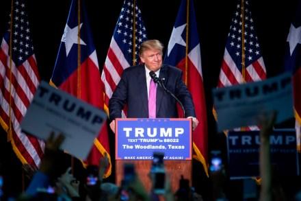 Trump's Bigotry Is a Drug to Texas Republicans