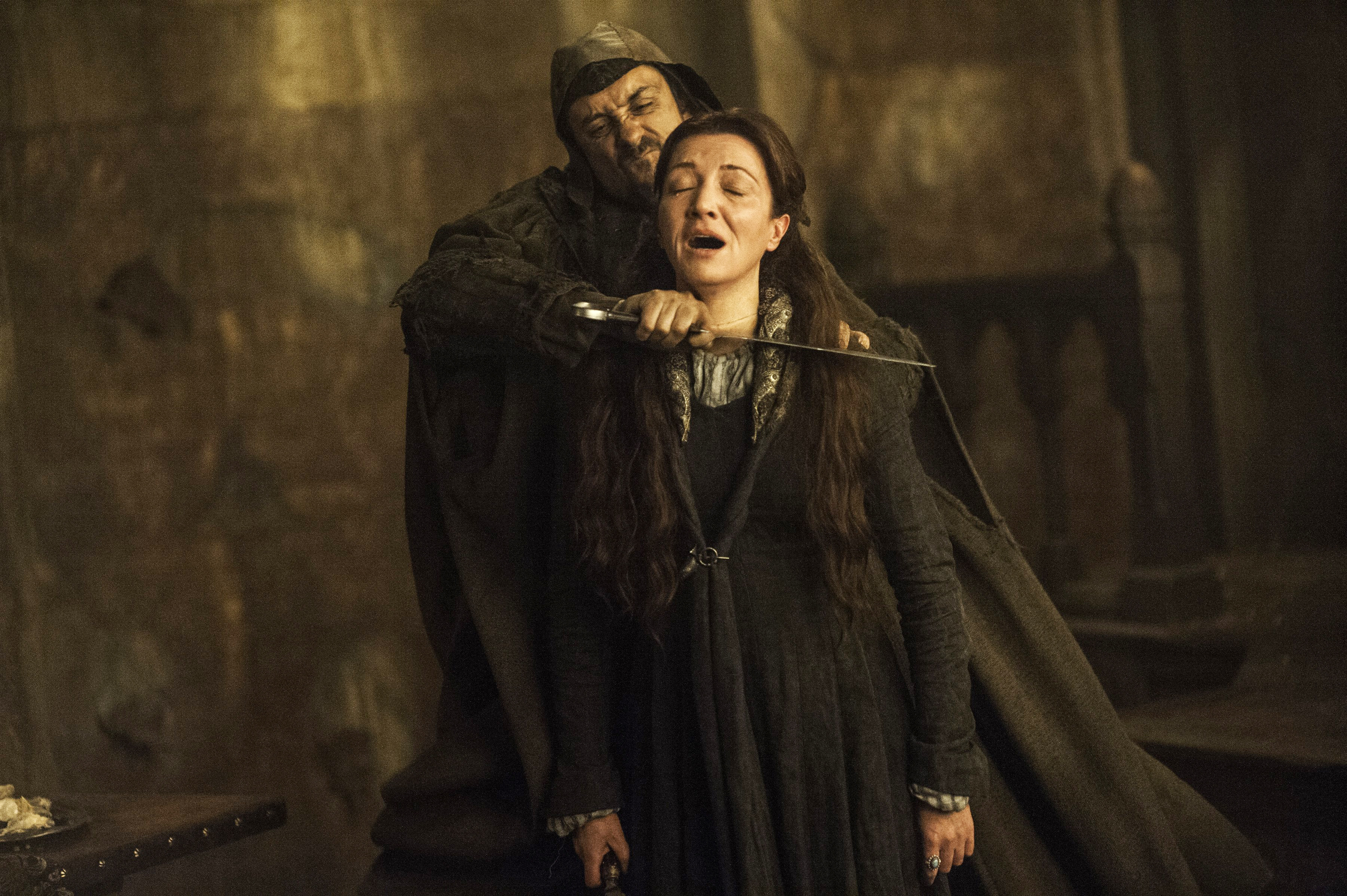 Watch There's a mind-blowing Game of Thrones death pattern that we all missed video