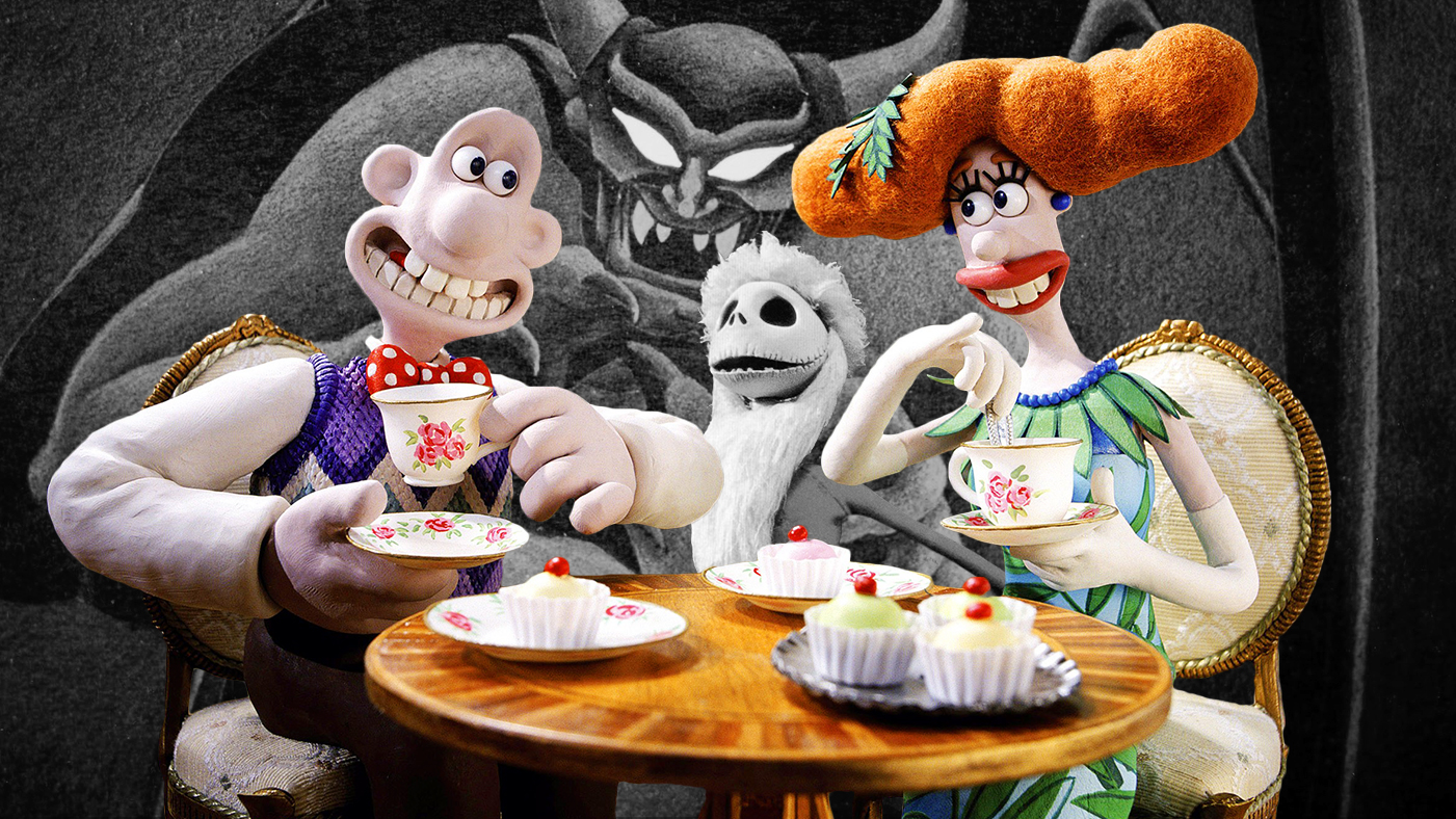 Greatest Animated Movies Wallace gromit Nightmare Christmas Fantasia