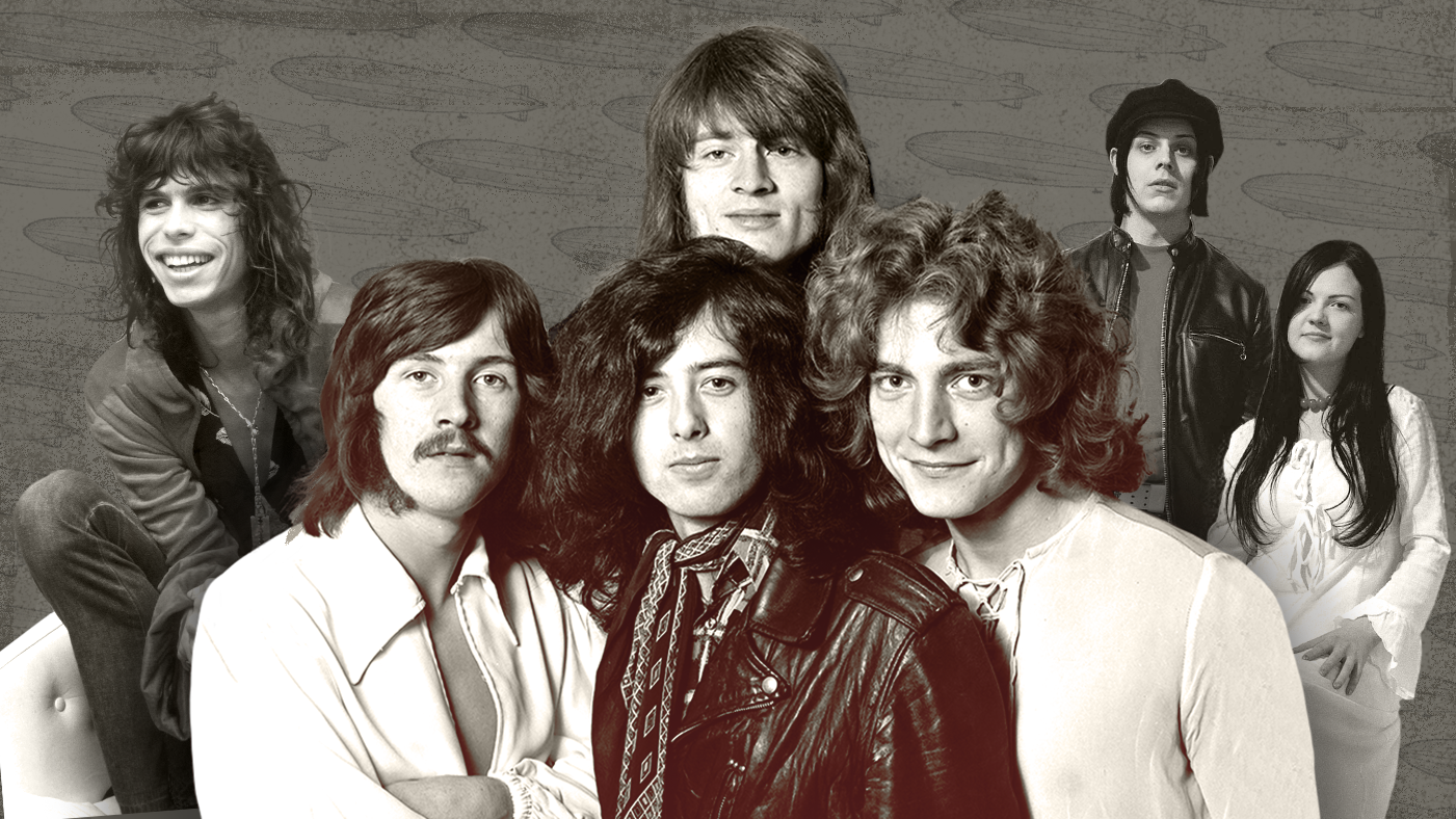 12 Artists Who Ripped Off Led Zeppelin Rollingstone Com