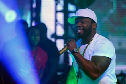 50 Cent Paid $1,100 Fine for Profanity-Laced Concert in St