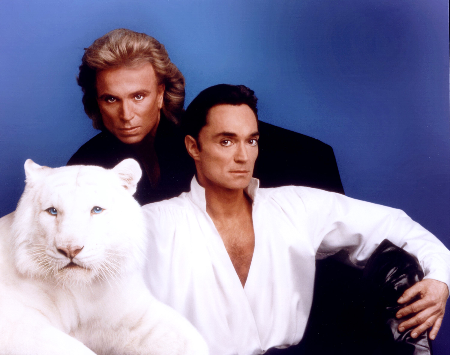 Siegfried Amp Roy To Tell Life Story In Upcoming Biopic