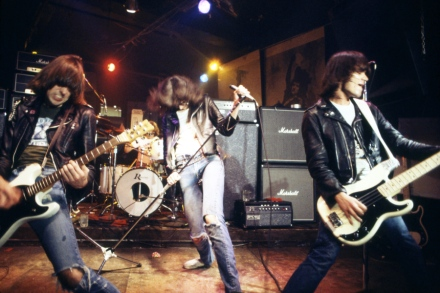 Hear Ramones' Demo for 'I Don't Wanna Walk Around With You
