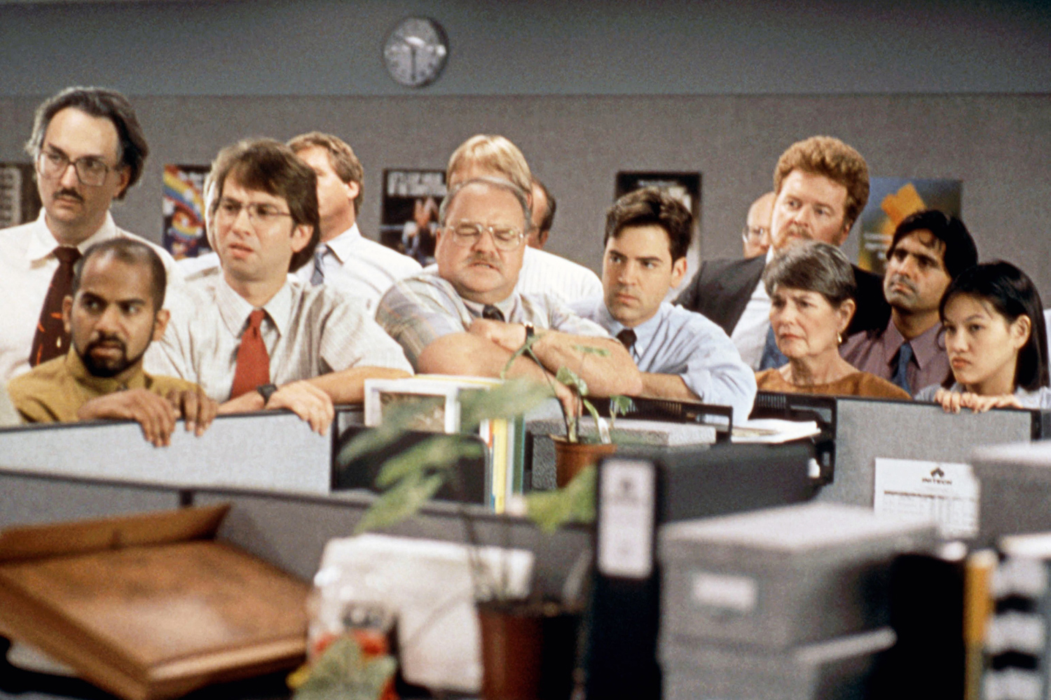 Office Space Cast Reunite At 10th Anniversary Screening Of Mike