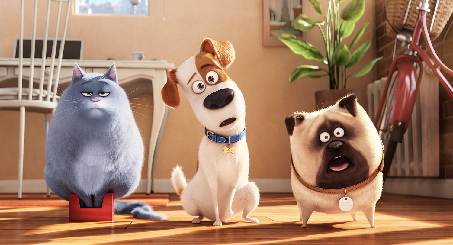 The Secret Life Of Pets Movie Review Rolling Stone