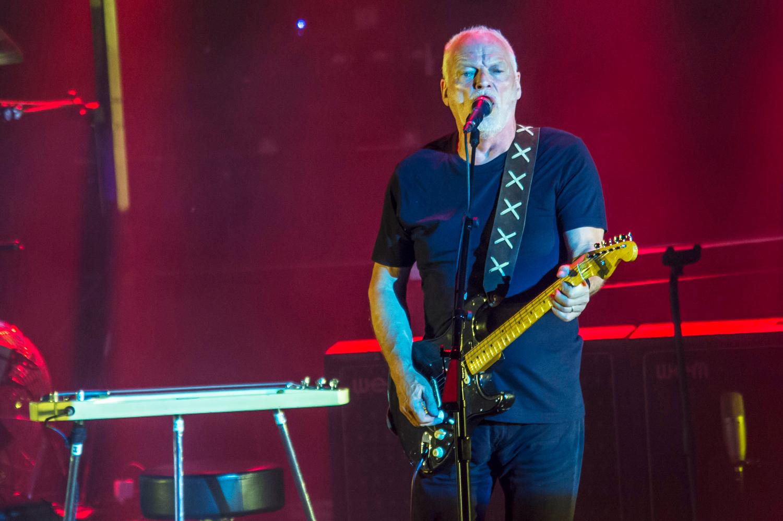 David Gilmour Returns to Pompeii With Refigured Pink Floyd