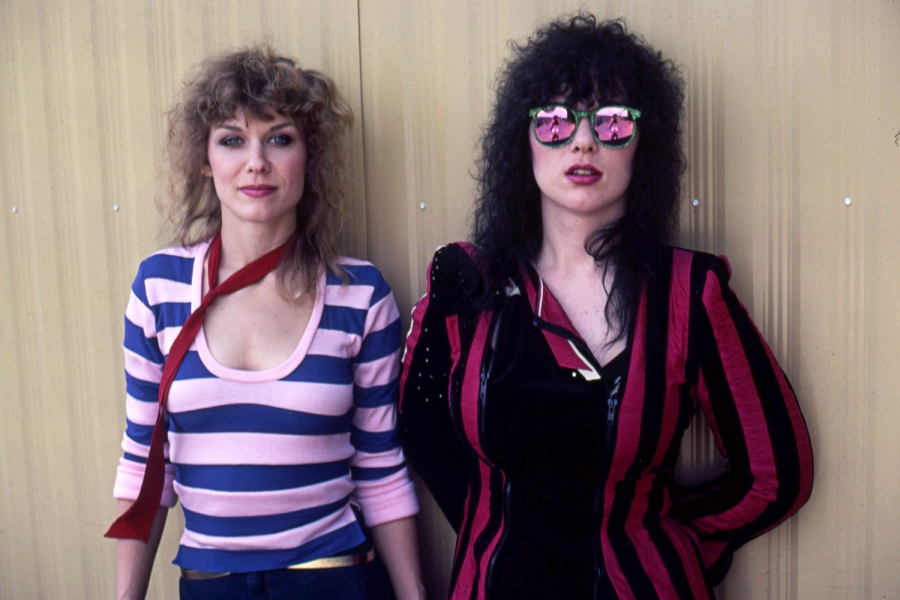 Heart: Can Ann and Nancy Wilson Go on After Family Assault