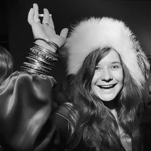 Classic Photos of Janis Joplin