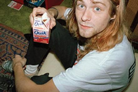 Kurt Cobain: Rare Images, Artwork, and Journal Entries