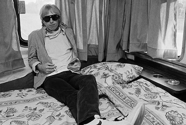 Tom Petty Through the Years