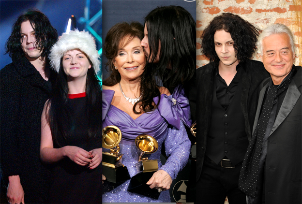 Jack White's Greatest Collaborations