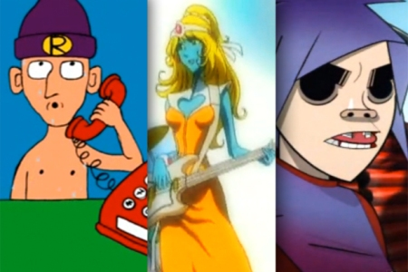 Greatest Animated Music Videos Of All Time Rolling Stone
