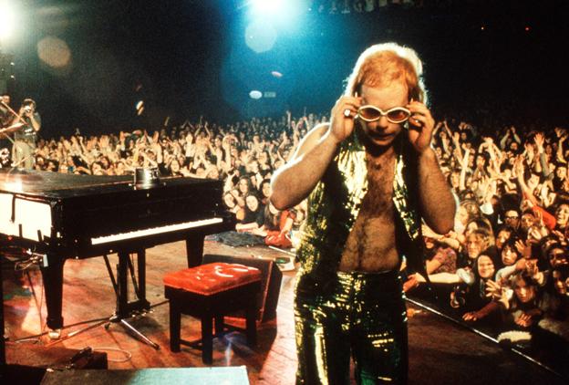 Ten Incredible Elton John Performances Rolling Stone