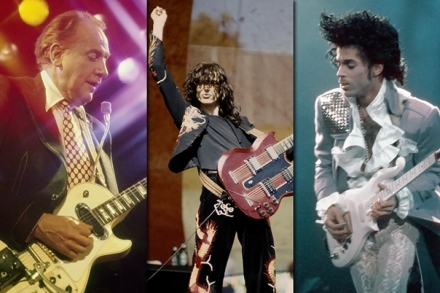 20 Iconic Guitars – Rolling Stone