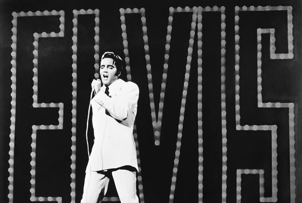 Elvis Presley Through the Years