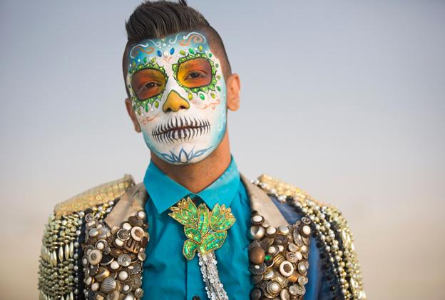 Burning Man 2013: The People