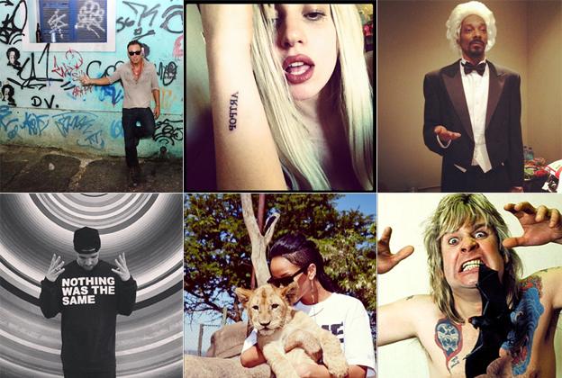 The 50 Best Rock-Star Instagram Accounts