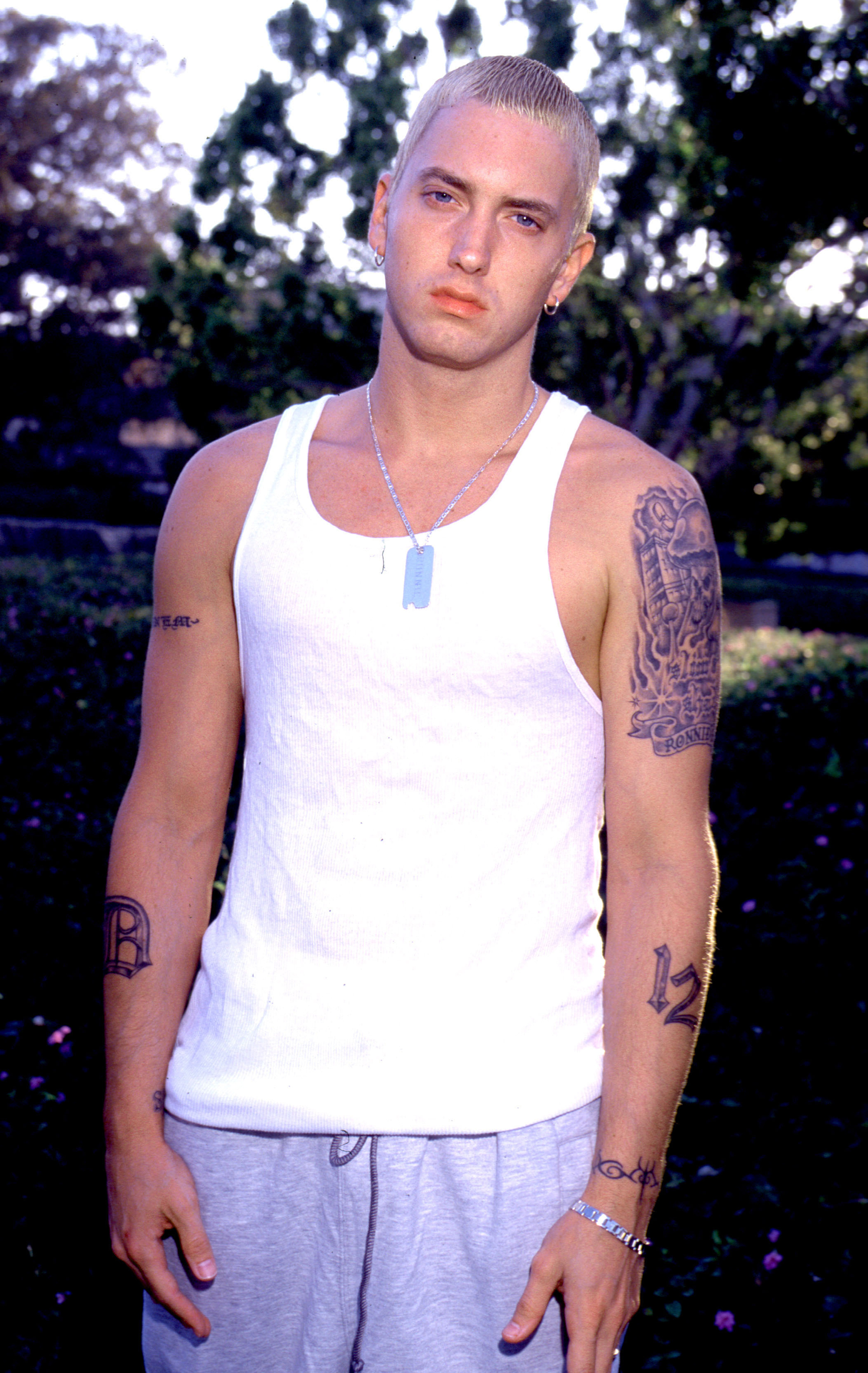 11 Revealing Moments From Eminem's Early Days