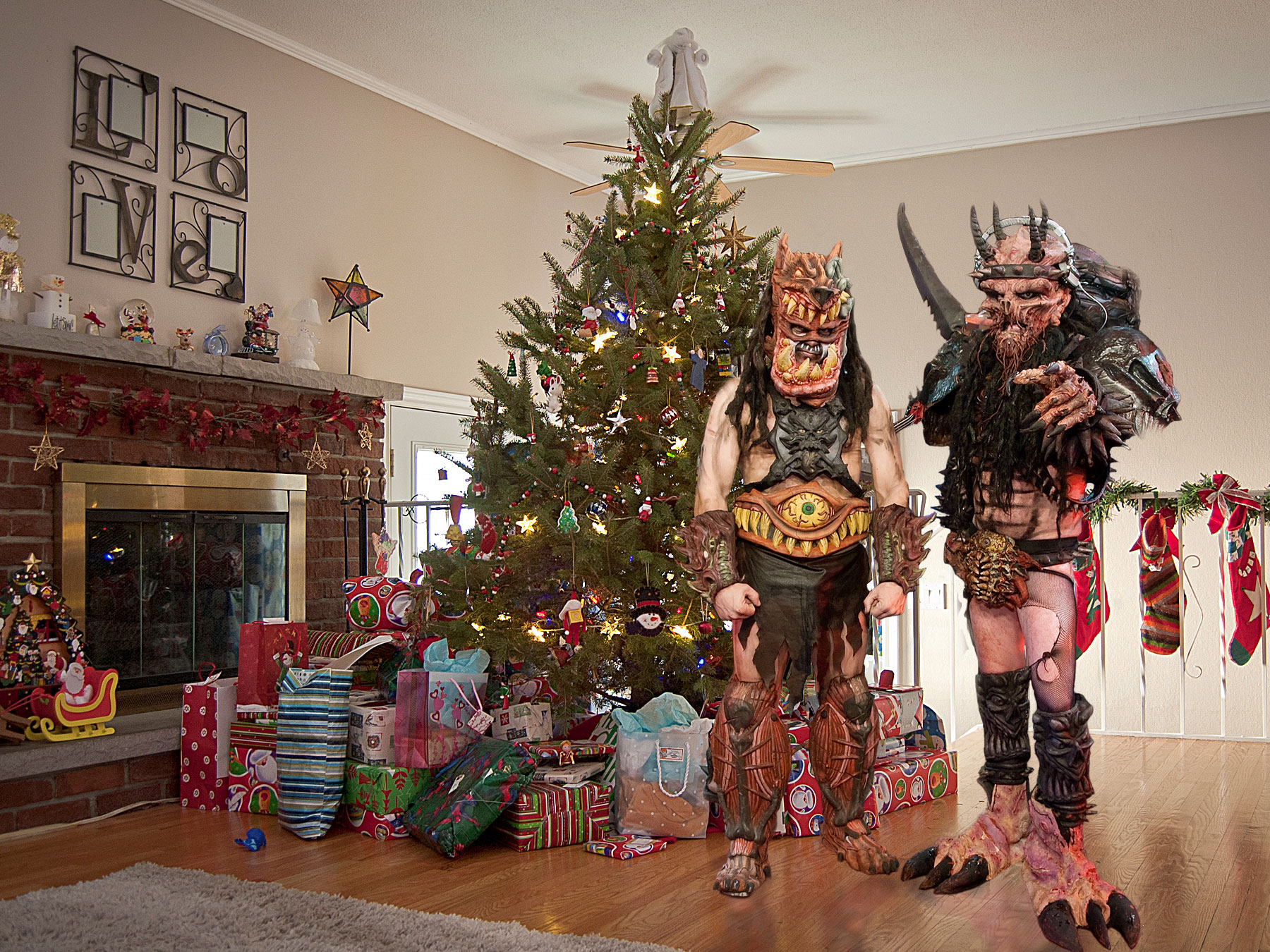 15 metal christmas songs for unsilent unholy nights rolling stone - Heavy Metal Christmas Music